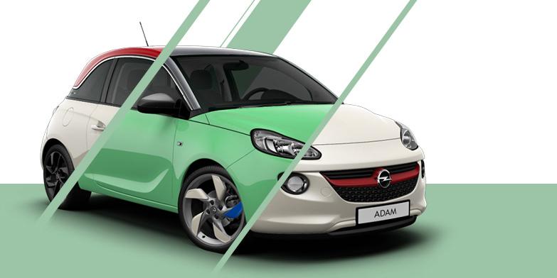 Llega a España el Opel Adam «Unlimited»: Permite la máxima personalización