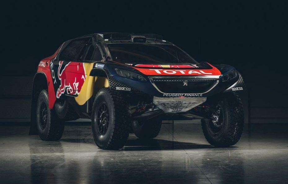 Así es el uniforme de guerra del Peugeot 2008 DKR 2016: Diseñado para ganar el Dakar