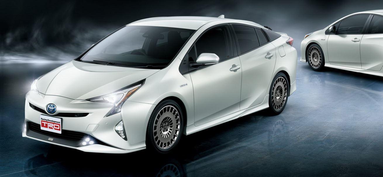 Toyota Racing Development le mete mano al nuevo Prius y lo que más nos gusta son las llantas