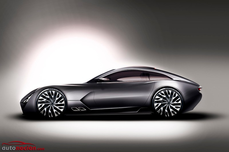 Aerodinámica, corazón V8 y chasis integral de fibra de carbono: Las armas del futuro TVR