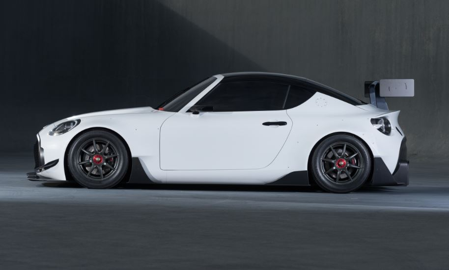Toyota S-FR Racing Concept 4