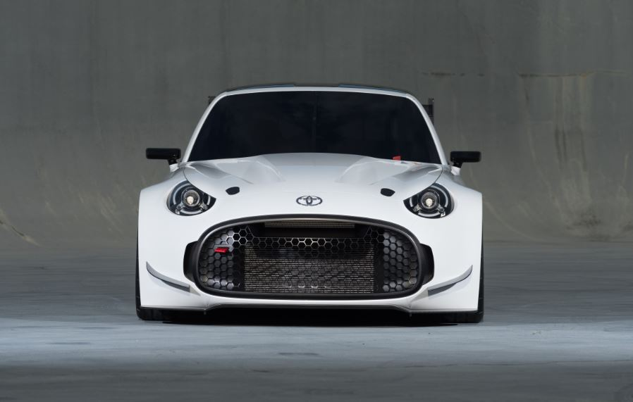 Toyota S-FR Racing Concept 5