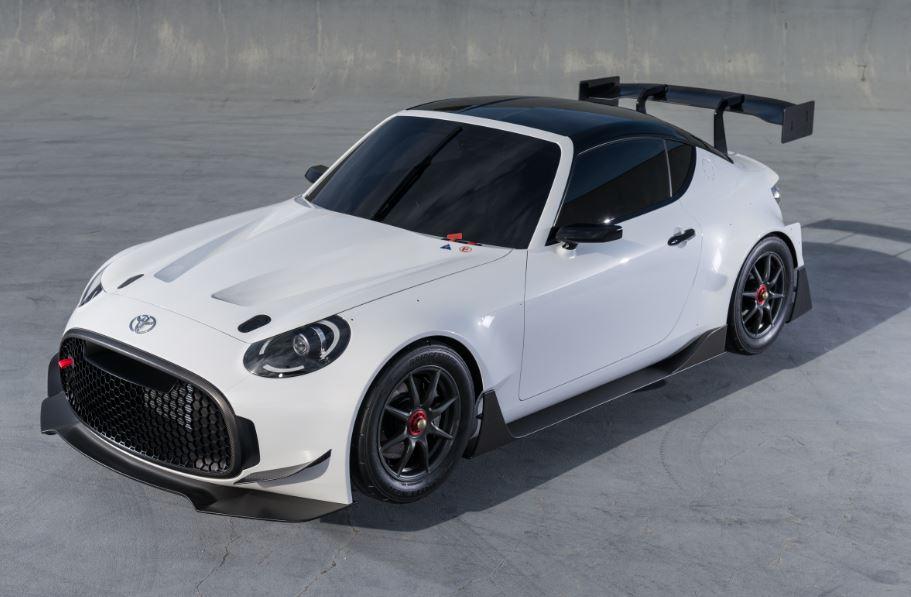 Toyota S-FR Racing Concept: Una declaración de intenciones que nos encanta…