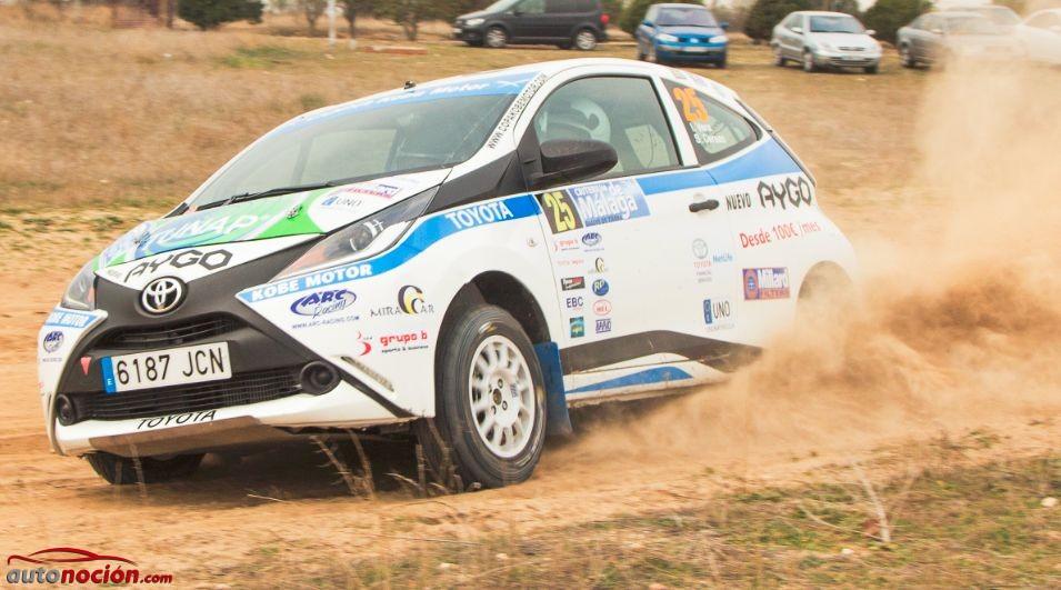 Al volante del Toyota Aygo Copa Kobe Motor…¡Adictivo!