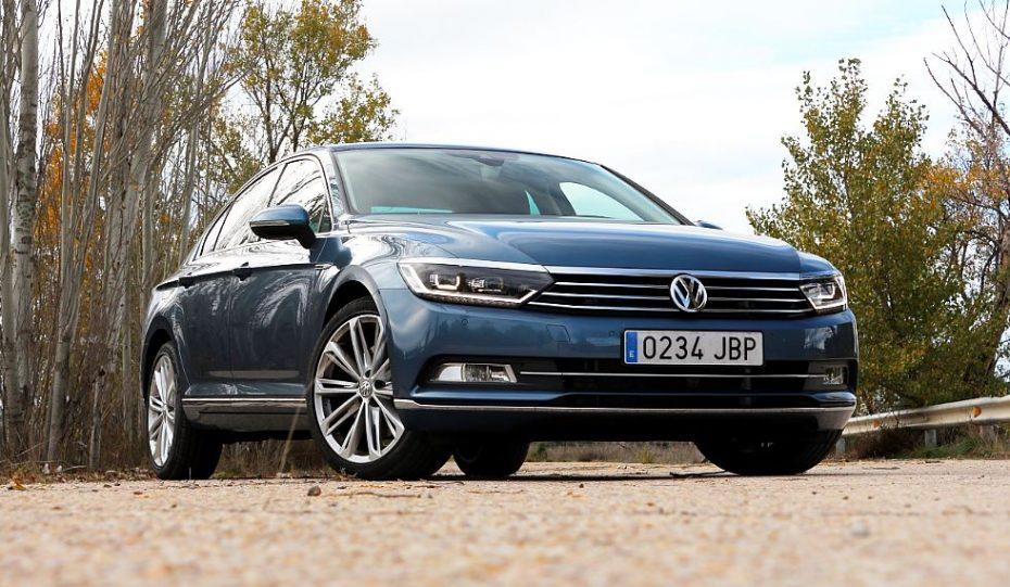 Dossier, las berlinas más vendidas en España durante 2015: VW Passat Sedán y Ford Mondeo SportBreak brillan