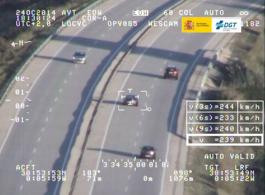Este verano se suman 60 nuevos radares en las carreteras españolas: Se pondrán en tramos peligrosos