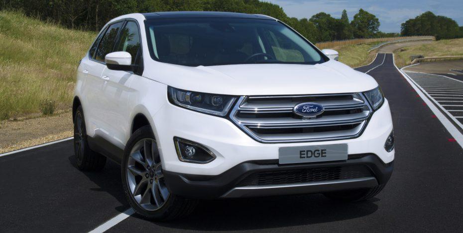 El Ford Edge ya tiene precio en Alemania: No será precisamente barato