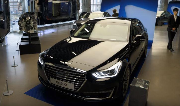 El Genesis G90: Así son los acabados interiores y exteriores del coreano anti-alemanes