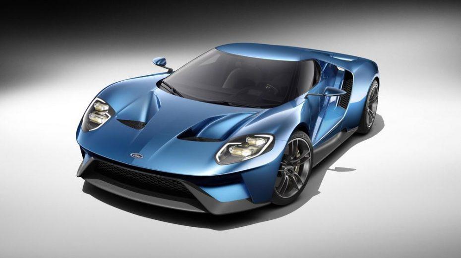 Gorilla Glass Híbrido se apodera del Ford GT: La primera luna del mercado fabricada en este material
