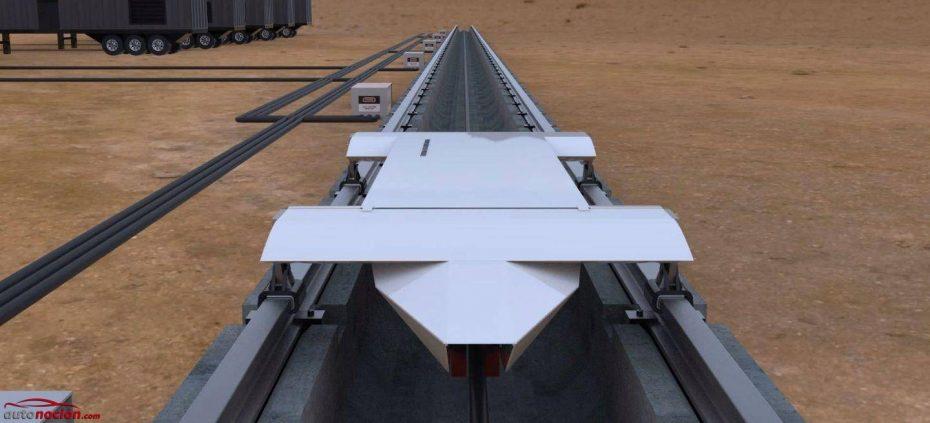 Hyperloop comienza su fase de pruebas: El transporte de los 1.220 km/h cada vez más cerca