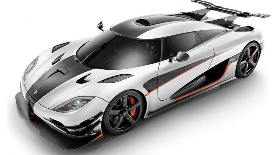 Ojo al dineral que piden por el Koenigsegg One:1: Una etiqueta multimillonaria en el coche de 1 MW