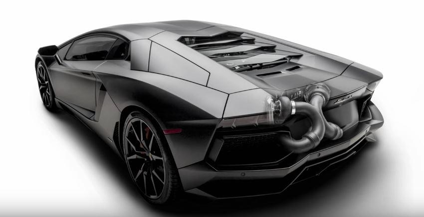 ¿Estamos ante el Lamborghini Aventador más rápido del planeta?: El V12 ahora es twin turbo