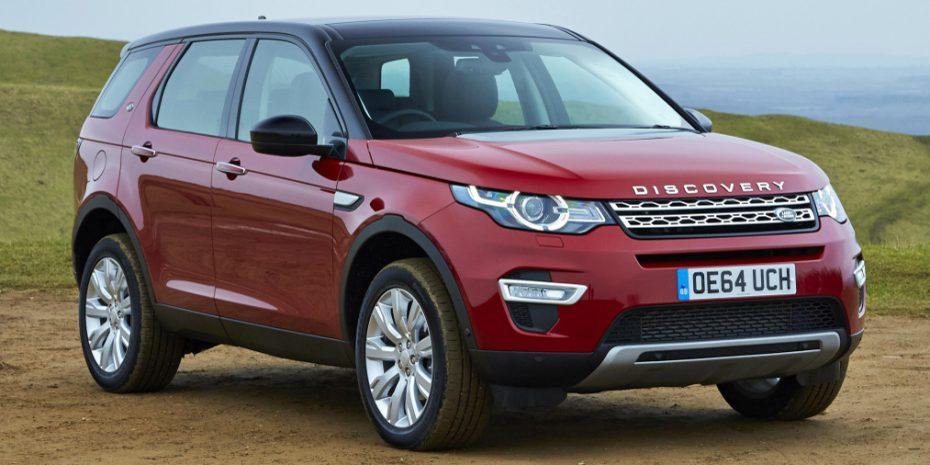 Ventas noviembre 2015, Reino Unido: Land Rover en Top10; SEAT, VW y Skoda se dan la torta