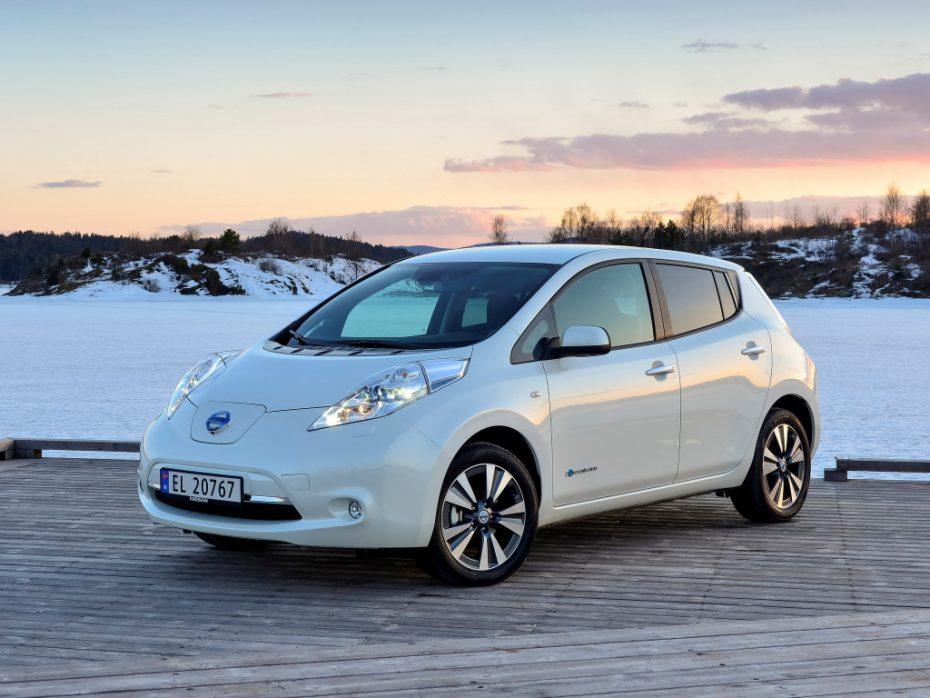 Ventas enero-junio 2016, Noruega: El paraíso de eléctricos e híbridos