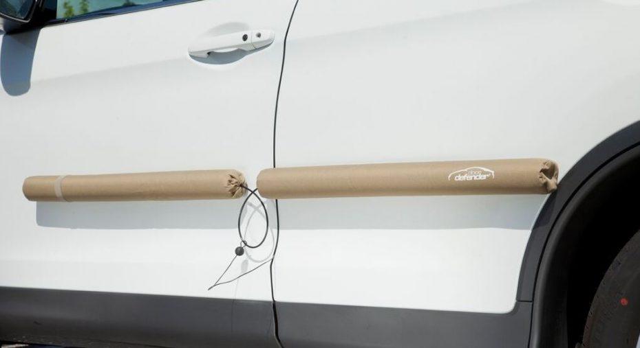 Un interesante regalo para tu coche que previene de golpes y picotazos mientras estás aparcado