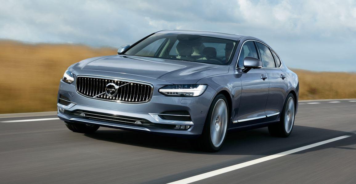 Oficial: Así es el nuevo Volvo S90 y estos son sus puntos destacados