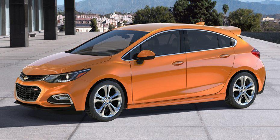 Chevrolet presenta el Cruze 5p: Estilo europeo para el compacto