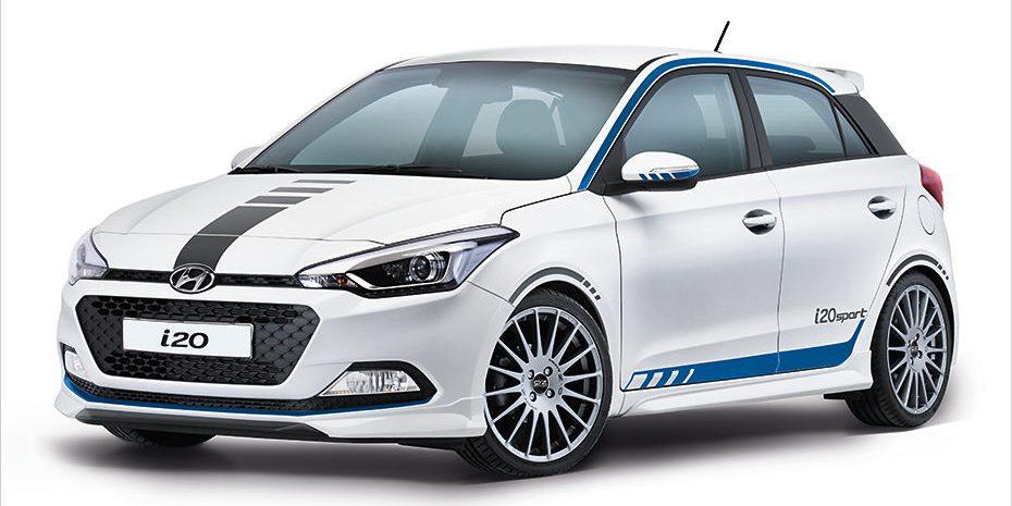 Hyundai lanza en Alemania el i20 Sport: Estrena el motor 1.0 TGDI con 120 CV
