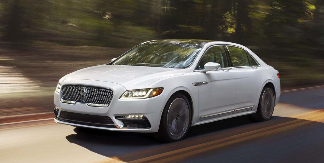 El Lincoln Continental se pone al día: Lujo y pasión por el detalle