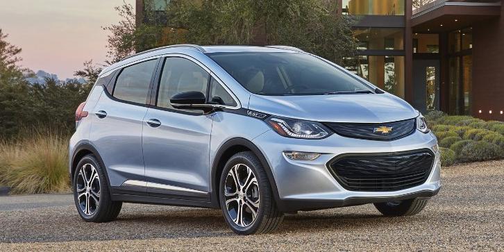 Primeros datos del Chevrolet Bolt: Un eléctrico con más de 320 km de autonomía