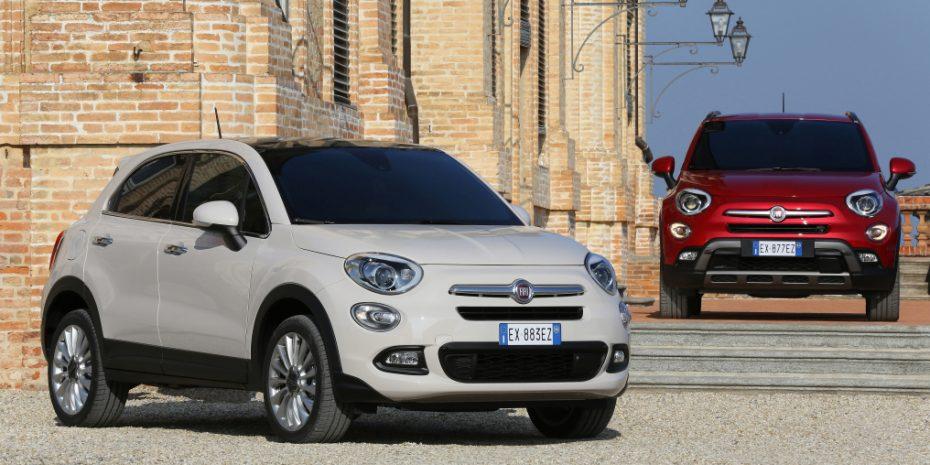 Ventas 2015, Italia: Dominio absoluto de Fiat, con el 500X en Top10