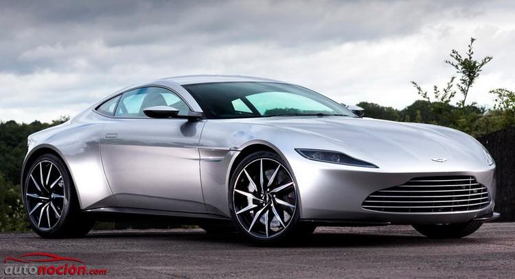 ¿Quieres el Aston Martin DB10 de 007? ¡Pues aprovecha que solo saldrá uno a la venta!