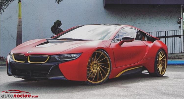 BMW i8 por Metro Wrapz (15)