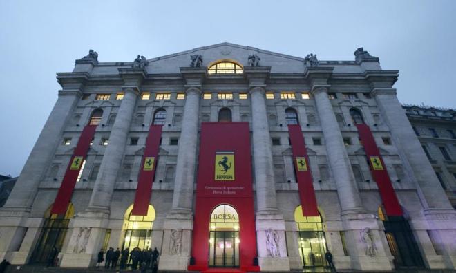 Bolsa de Milán