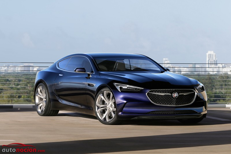 Buick Avista Concept: Un auténtico muscle car vestido de gala