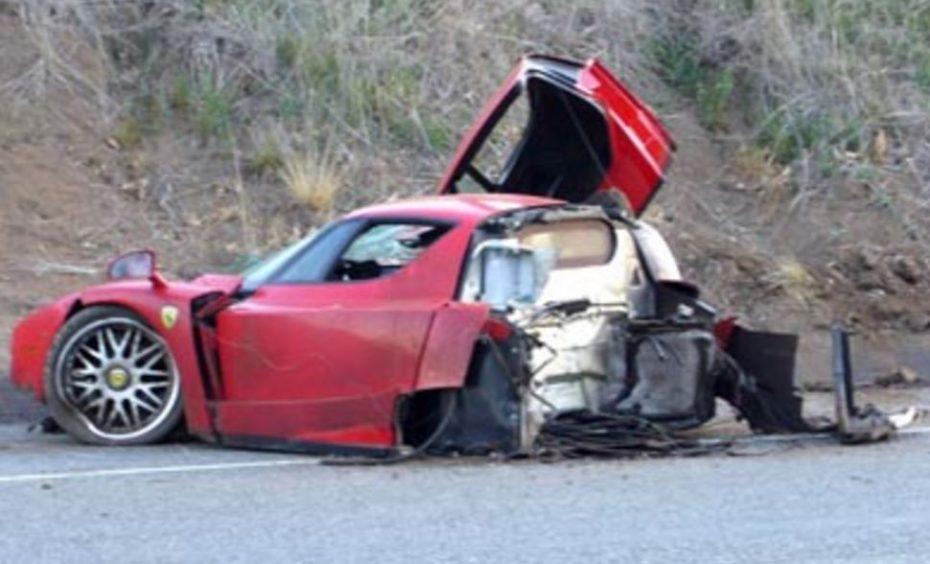 De un trozo de chatarra a un Enzo de 2.2 millones: Una restauración aprobada por Ferrari Classiche