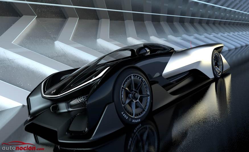 FFZERO1 Concept: Un monoplaza eléctrico con más de 1.000 CV que anticipa lo que está por llegar