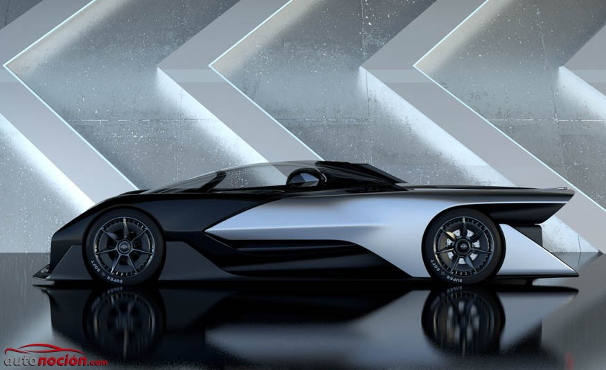Faraday Future EV concept
