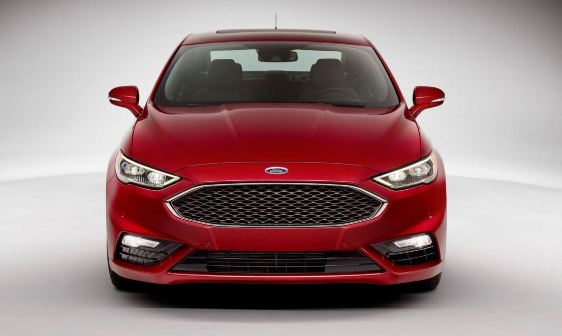 Ford Fusion mondeo 2016 6