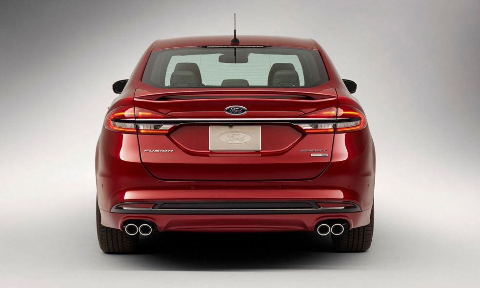 Ford Fusion mondeo 2016 7