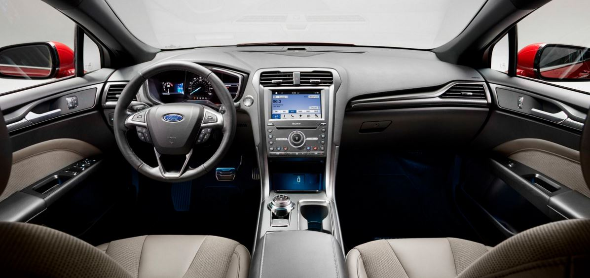 Ford Fusion mondeo 2016 8