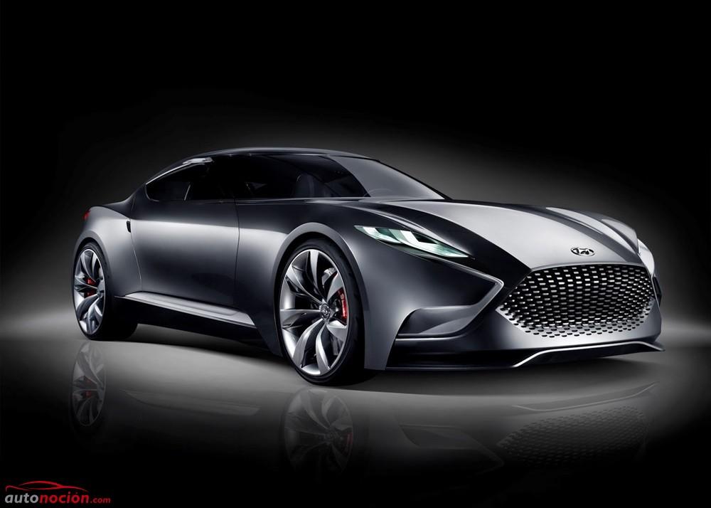 Genesis va a por todas: su futuro coupé pone al BMW M4 en el punto de mira