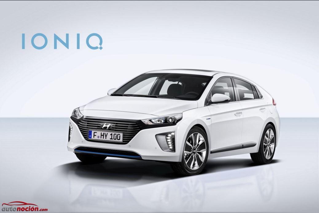 Prepárate Toyota Prius: El Hyundai IONIQ continúa desnudándose ante las cámaras ¡Y promete!