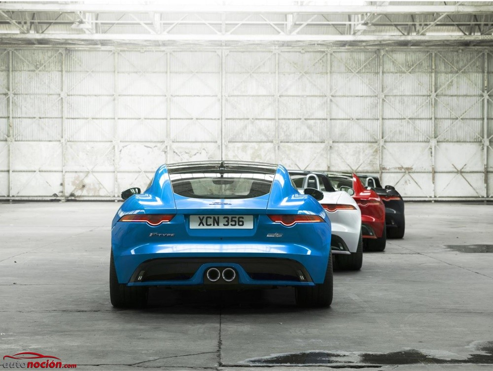 Jaguar F-Type British Design Edition (6)
