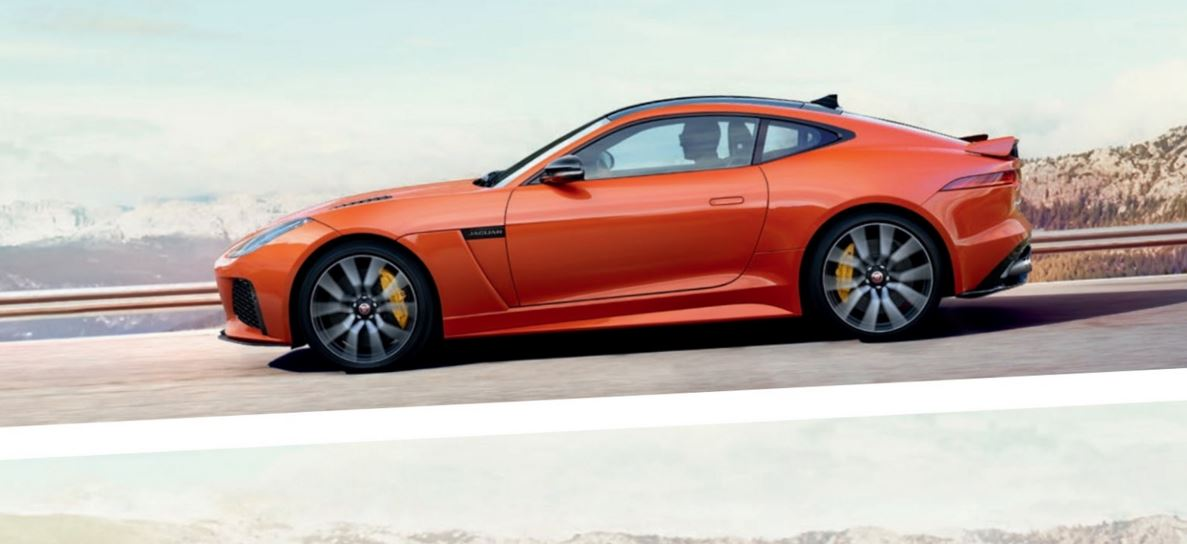 Jaguar F Type SVR 3