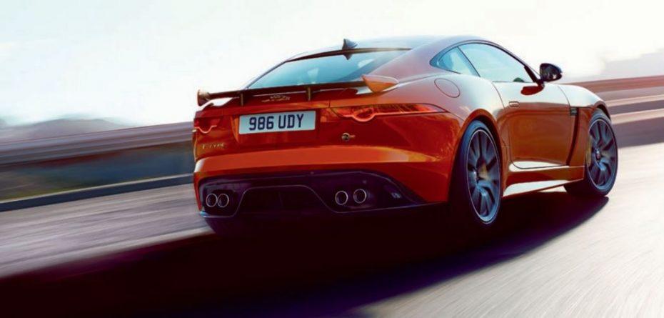 El Jaguar F-TYPE SVR ya tiene precio: ¡Maldito dinero!