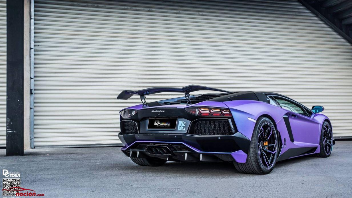 Lamborghini Aventador Dragon Edition por DMC (3)