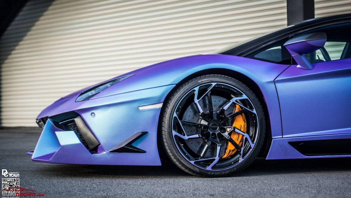 Lamborghini Aventador Dragon Edition por DMC (6)
