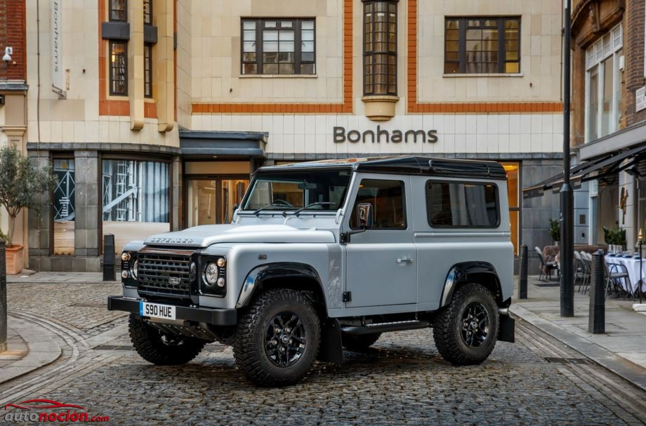 Land Rover 2 millones