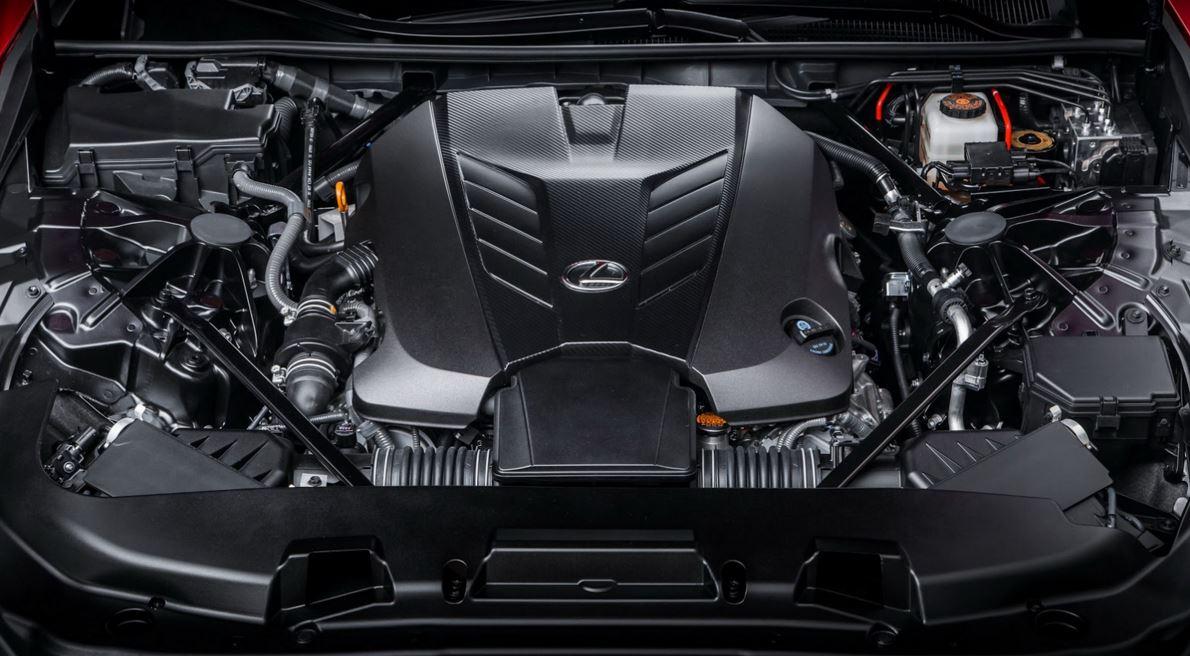 Lexus LC 500 24