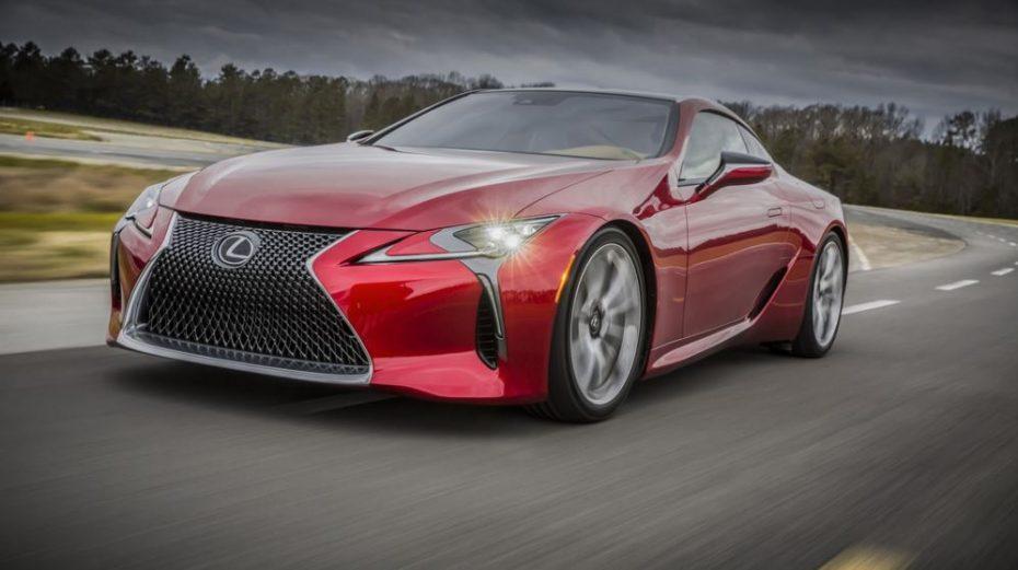 Lexus LC 500: Cuando un espectacular 2+2 nipón y un V8 de aspiración natural se rodean de lujo y sofisticación