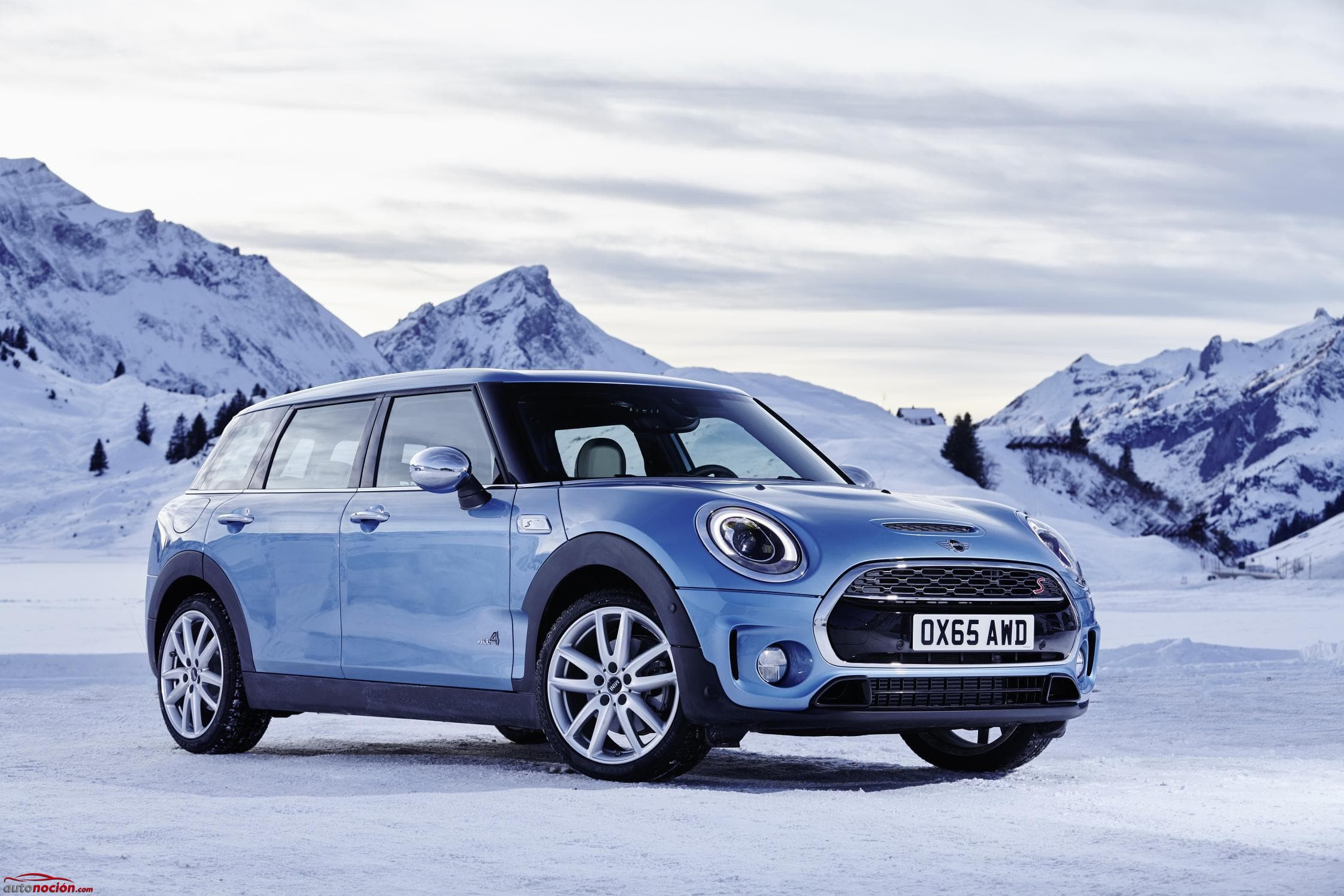 MINI Clubman ALL4 (17)
