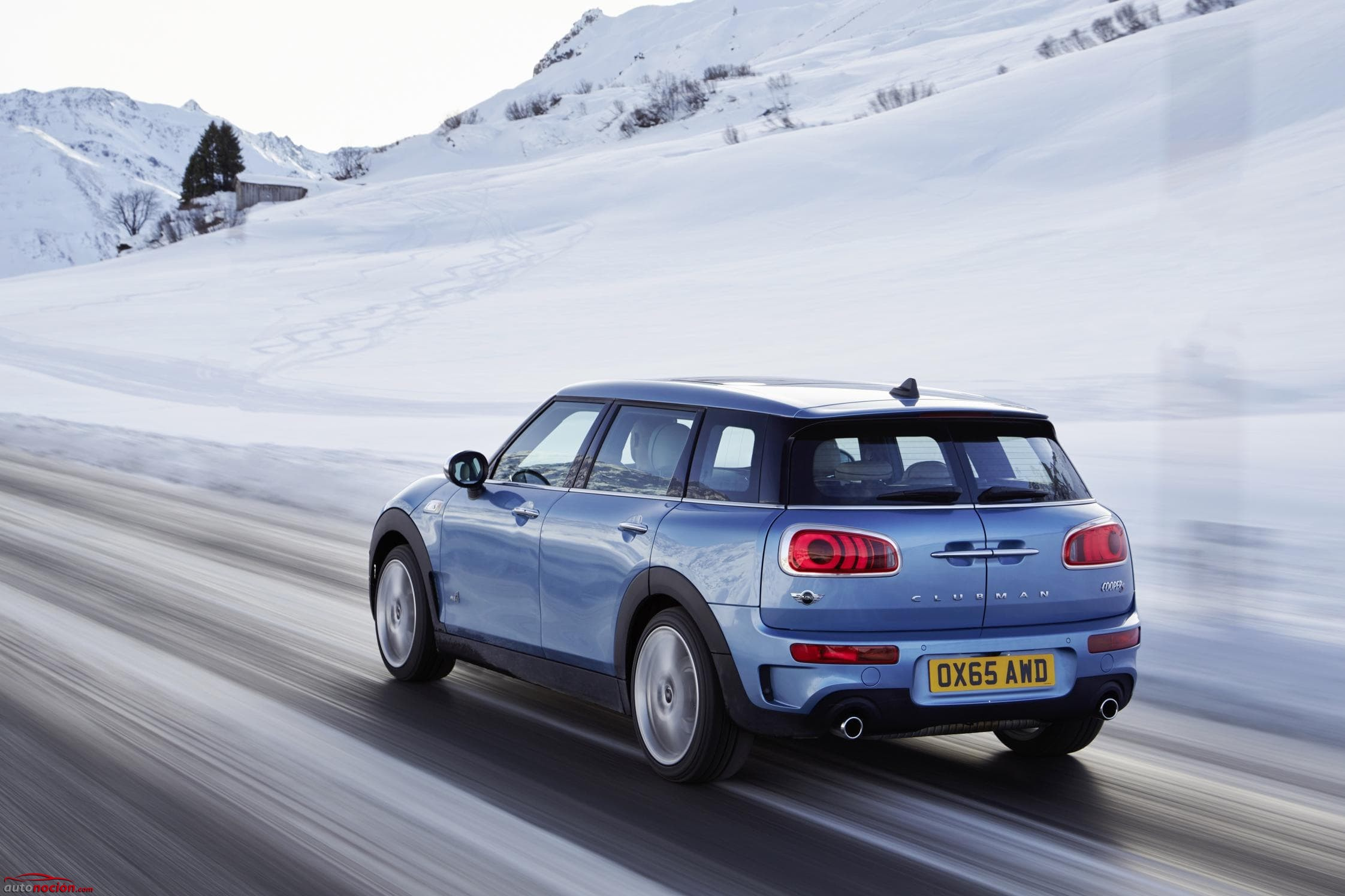 MINI Clubman ALL4 (5)