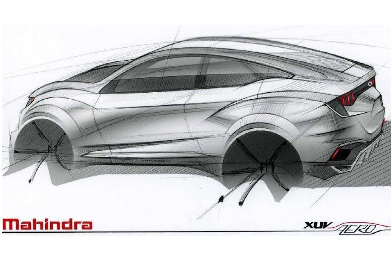 Mahindra XUV Aero: ¿Un futuro rival 'low cost' para el BMW X6?