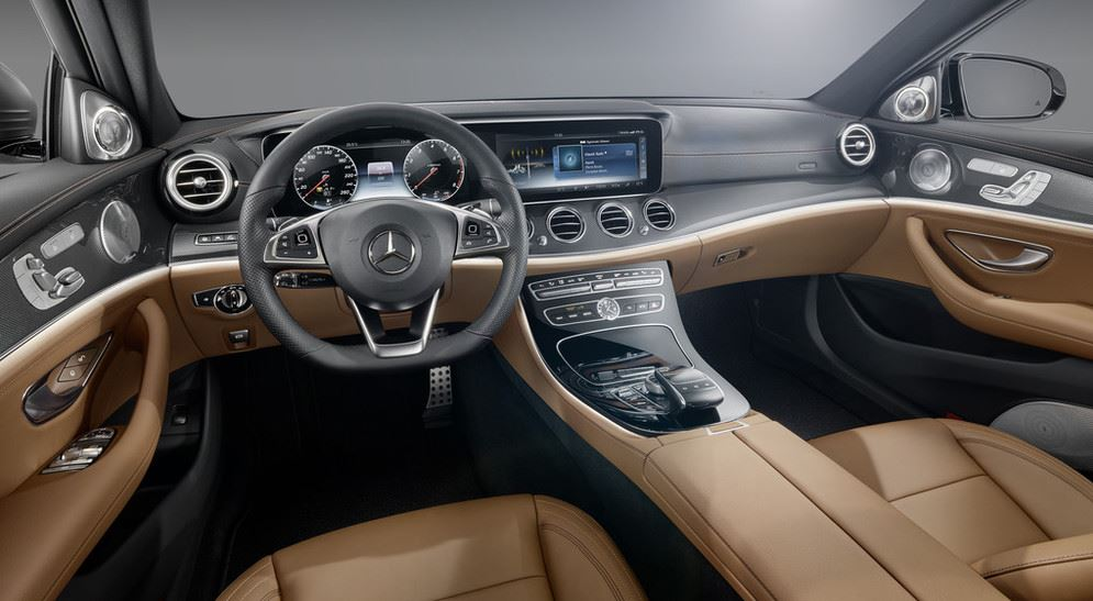 Mercedes Clase E 2016 12