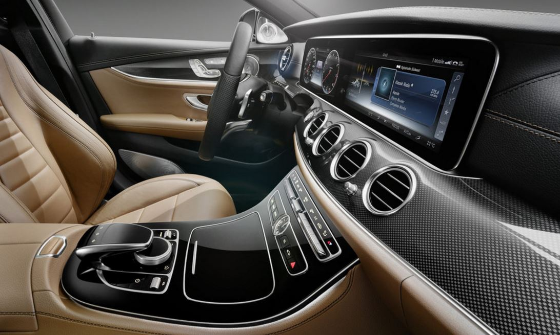 Mercedes Clase E 2016 13